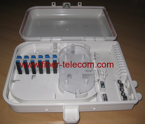 FTTH Outdoor Waterproof Terminal Box 16-core