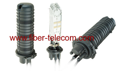 Vertical type Heat-shrink Optical Fiber Enclosure