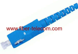SC Fiber Optic Connector