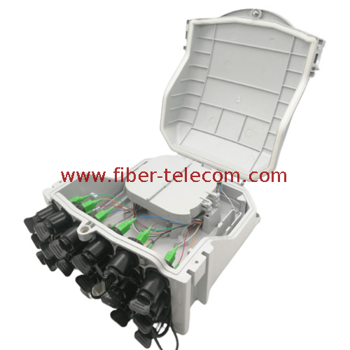 FTTx Terminal Box 16 Cores Water-proof IP65