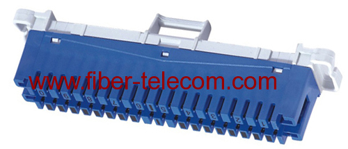 10 pair Disconnection Module Blue color
