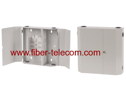 48-Fiber Wall mounted fiber optical distribution box