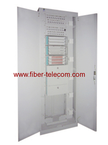 Fiber optic distribution frames