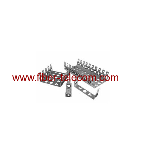 Stainless Steel Subracks 1 Pair