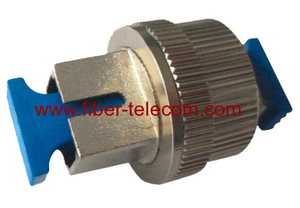 SC / UPC adjustable fiber attenuator