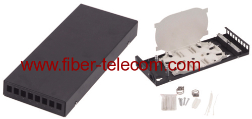 Wall Mounted fiber optic Terminal Box 8 cores