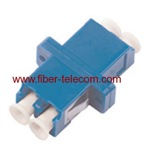 LC single mode duplex fiber optic adaptor sc-type