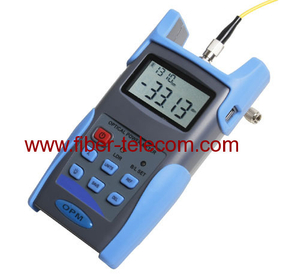 Multi-Functions Handheld Optical Power Meter