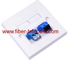 Fiber Optic Adaptor's Faceplate 86*86mm