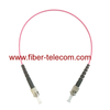ST to ST Multi mode Simplex Fiber Patch Jumper