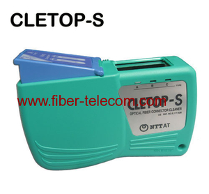 CLETOP-S Fiber Optical Connector Cleaner