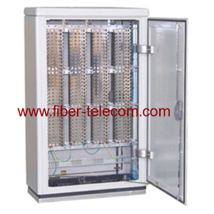 2400 Pair Lockable MDF Distribution Box