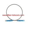 FTTH drop cable pre-assembled with SC/UPC connector