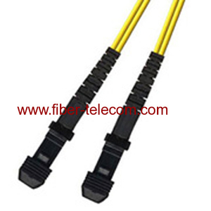MTRJ-MTRJ Single Mode Duplex Fiber Optic Patch Cord