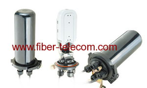 Vertical type Machanical sealing Optical Fiber Enclosure
